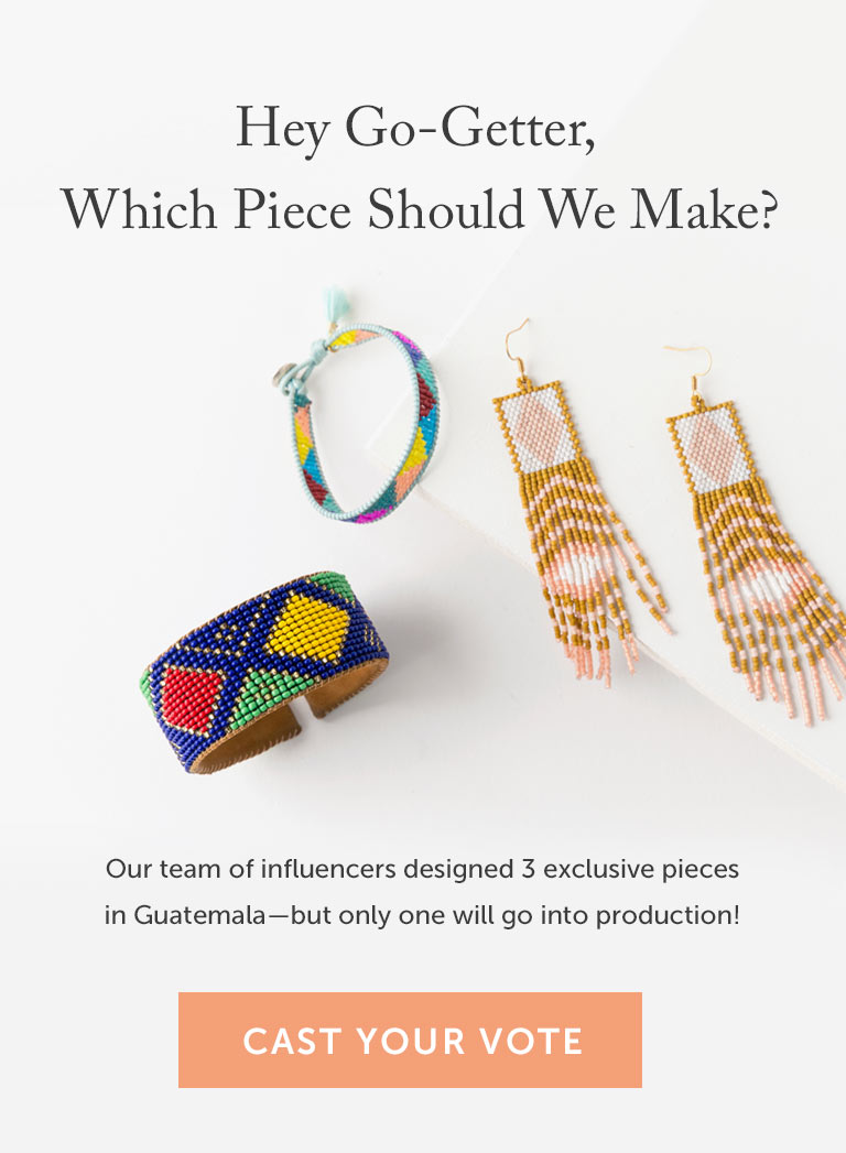 Shop Fair Trade Hand Made Jewelry