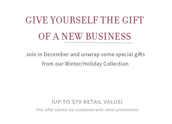 Join in December and get free jewelry