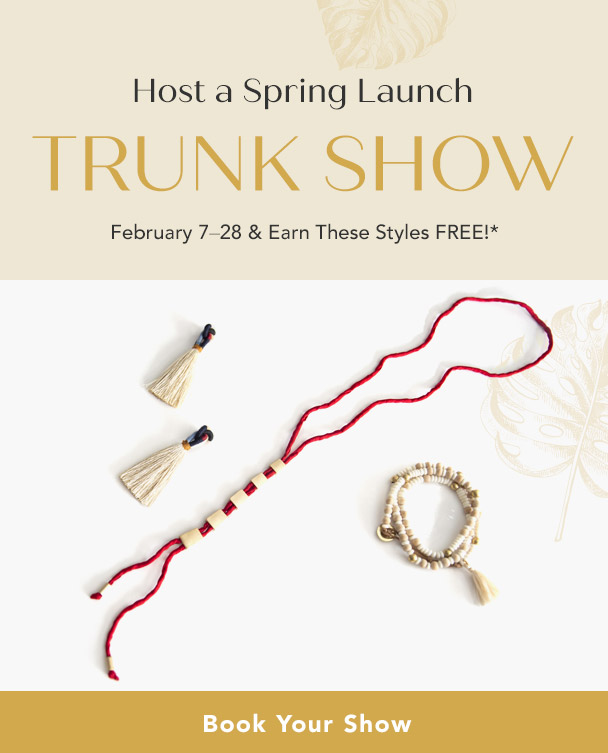 Host a Spring Launch Show and get free product