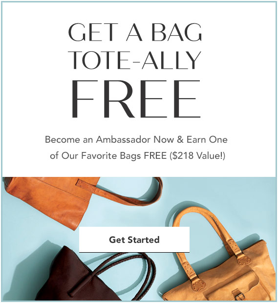 Join and get a FREE BAG