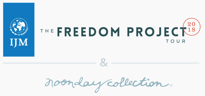 IJM Freedom Project plus Noonday Collection